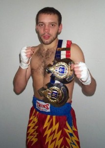 JEAN-CHARLES SKARBOWSKY boxe pieds poings